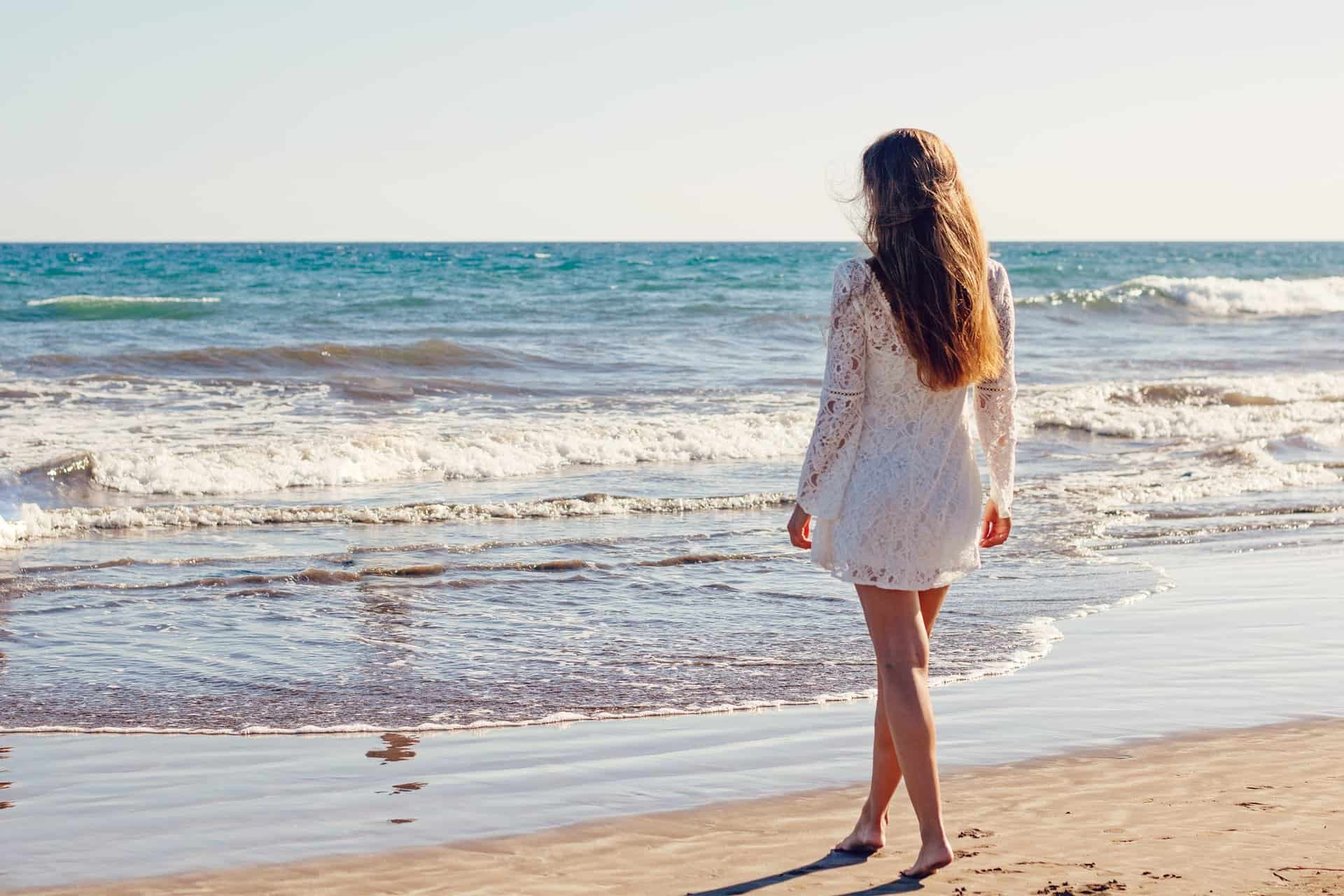 kaftan de playa