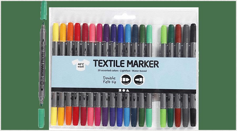 rotulador textil